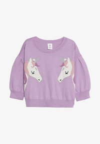 GAP - TODDLER GIRL - Pullover - purple - 2