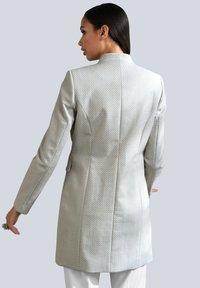 Alba Moda - Short coat - off-white/creme-weiß - 2