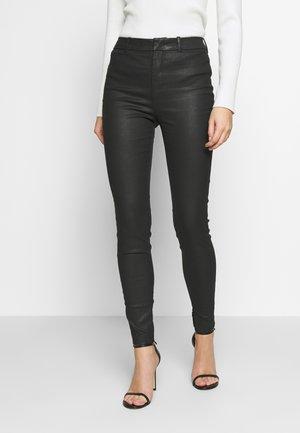 WINCH - Spodnie materiałowe - black