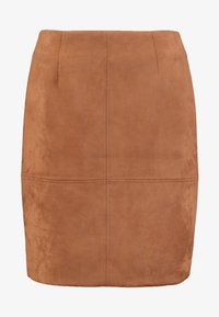 comma - Mini skirt - camel - 4