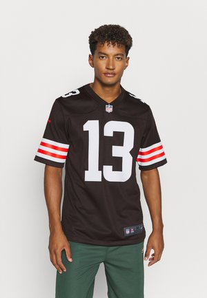 NFL CLEVELAND ODELL BECKHAM - Club wear - seal brown