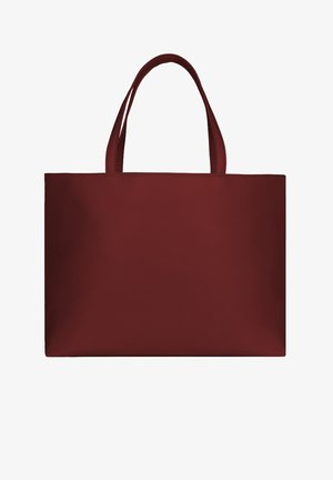 Shopper - dunkelrot