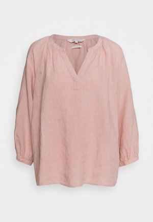 Blouse - misty rose