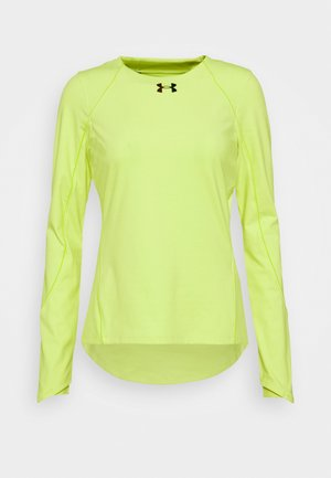 RUSH CREW - Long sleeved top - lime fizz