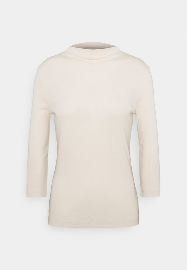 KEELI - Camiseta de manga larga - cloudy cream