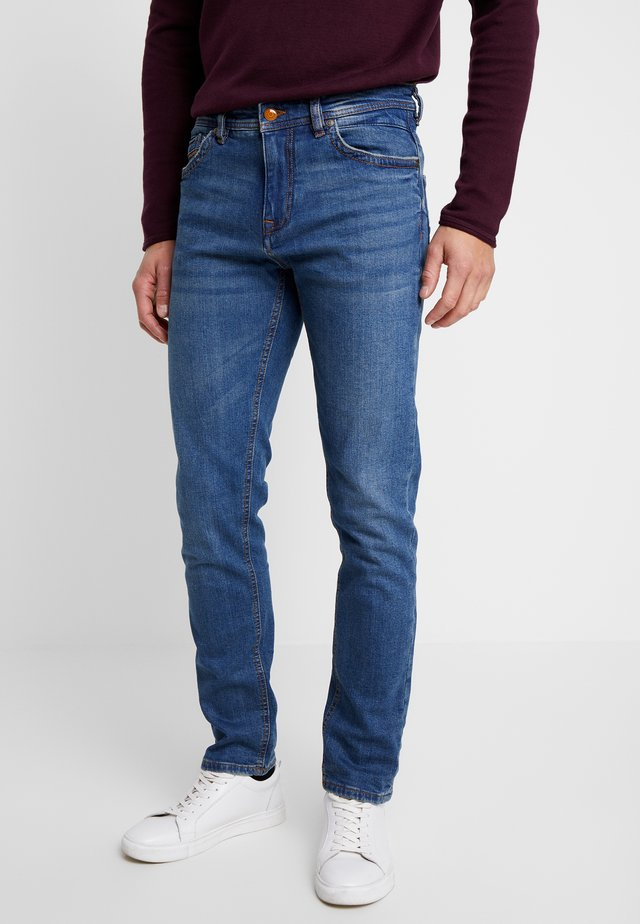 PREM WINTER  - Slim fit jeans - blues