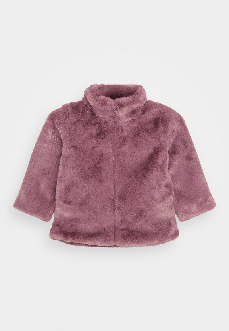 Name it - NMFMAMY - Zimní bunda - wistful mauve