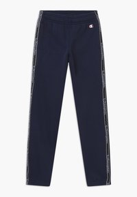 Champion - AMERICAN CLASSICS TAPE - Trainingsbroek - dark blue - 0