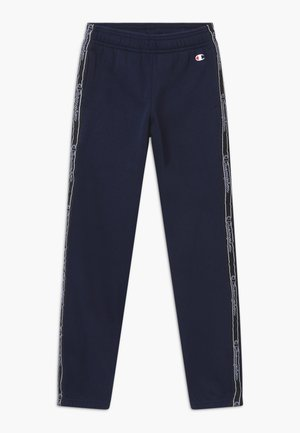 AMERICAN CLASSICS TAPE - Tracksuit bottoms - dark blue