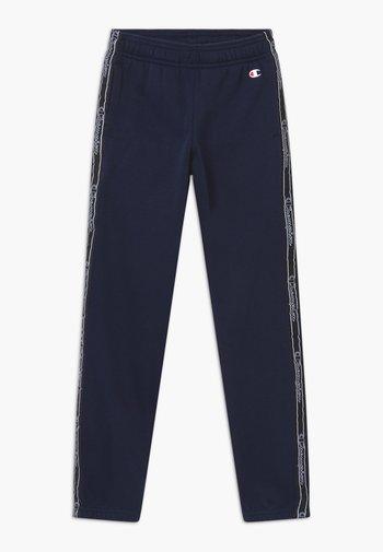 AMERICAN CLASSICS TAPE - Spodnie treningowe - dark blue