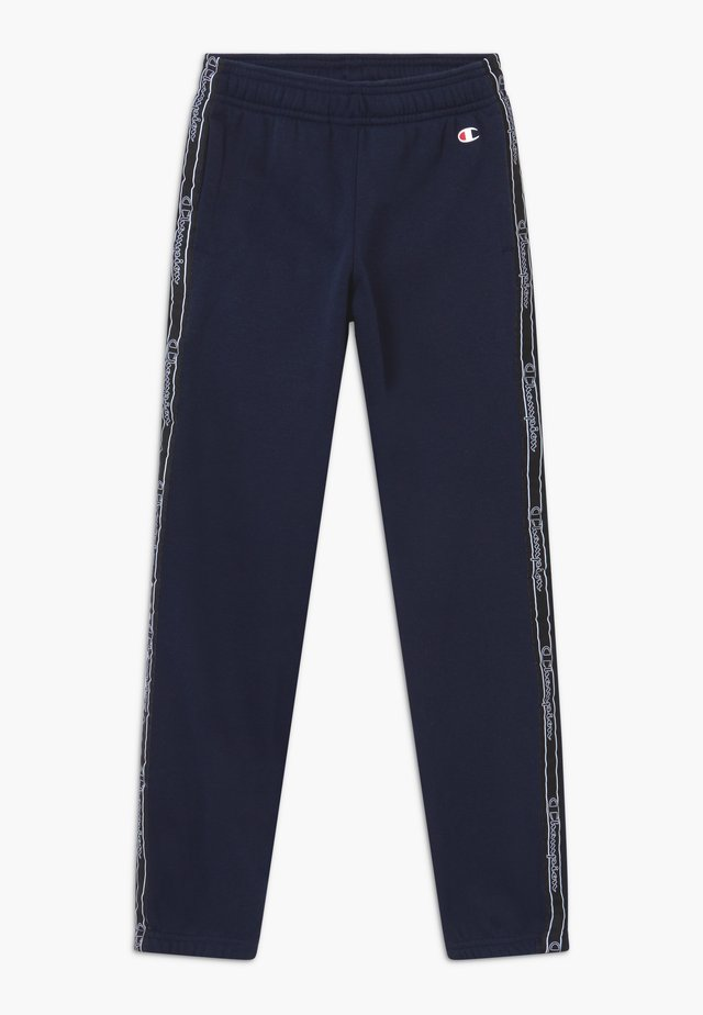 AMERICAN CLASSICS TAPE - Pantalon de survêtement - dark blue