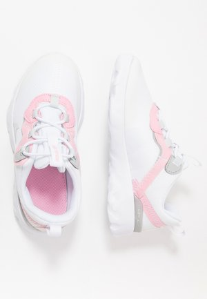 RENEW 55 - Sneakers basse - white/pure platinum/pink/light smoke grey