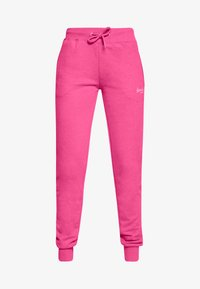 Superdry - Tracksuit bottoms - fluro pink - 3