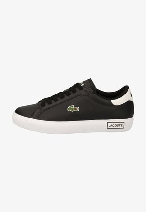POWERCOURT  - Baskets basses - blk/wht