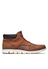 Timberland - Lace-up ankle boots - medium brown nubuck - 4