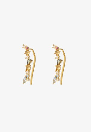EUPHORIA EARRINGS - Boucles d'oreilles - gold-coloured