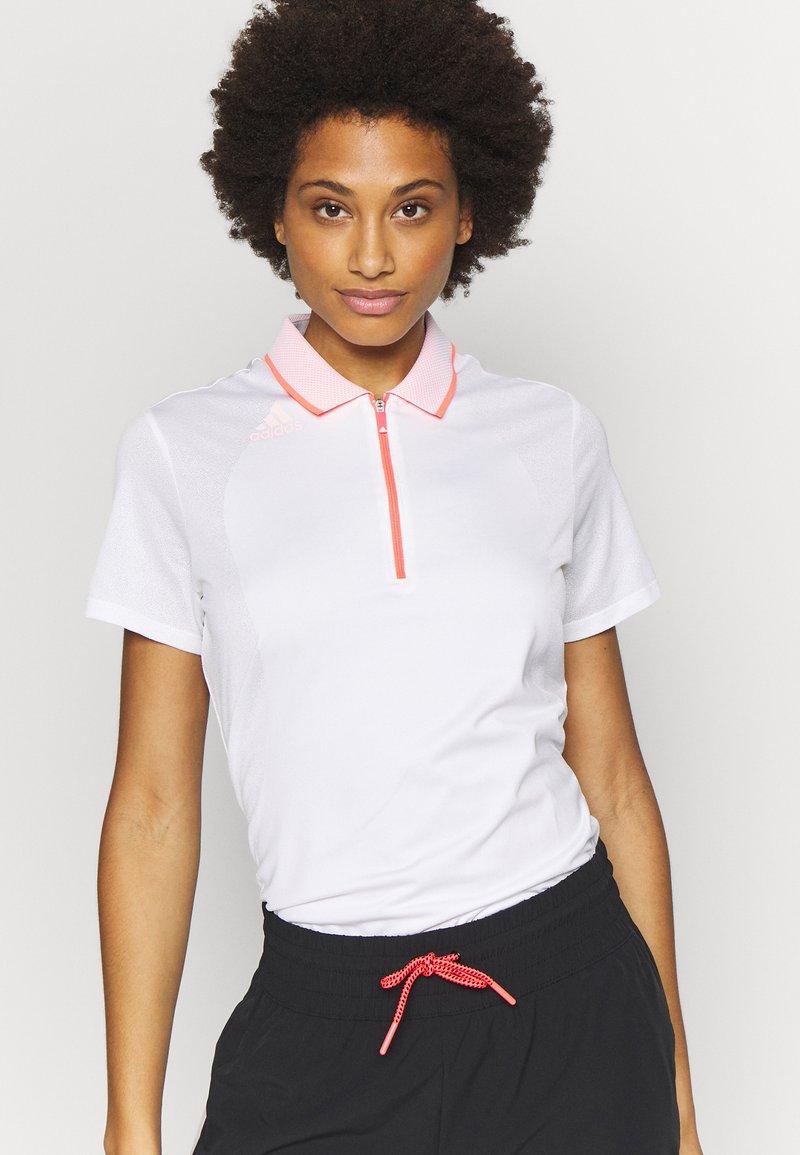 adidas Golf - A.RDY  - Funkční triko - white