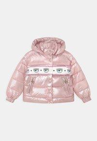 CHIARA FERRAGNI - BANDA MAXI - Winter jacket - rosa fairy tail - 0