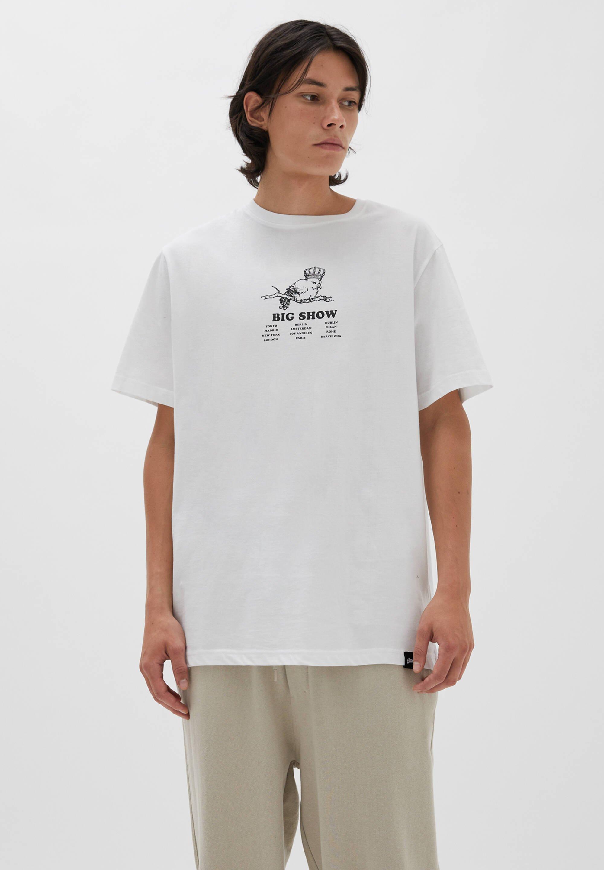 Herren BIG SHOW - T-Shirt print
