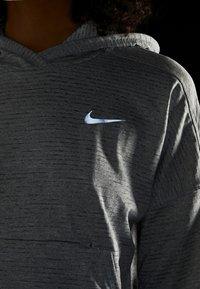 Nike Performance - SPHR ELMNT - Kapuzenpullover - particle grey/grey fog/silver - 4