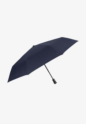 AUTOMATIC FOLDING UMBRELLA - Umbrella - blu navy