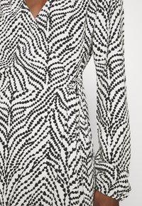 Fabienne Chapot - NATASJA DRESS - Day dress - black/white - 5