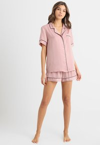 Anna Field - Pyjama set - pink/black - 1