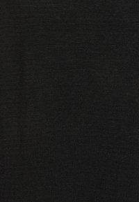 Filippa K - HILARY SKIRT - Áčková sukně - black - 6