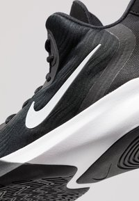 Nike Performance - PRECISION III - Basketbalschoenen - black/white - 5