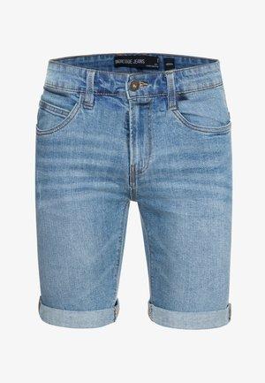 CUBA CADEN - Jeans Shorts - blue