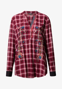 Desigual - Bluse - red - 4