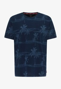 Pioneer Authentic Jeans - T-shirt print - indigoblue - 5