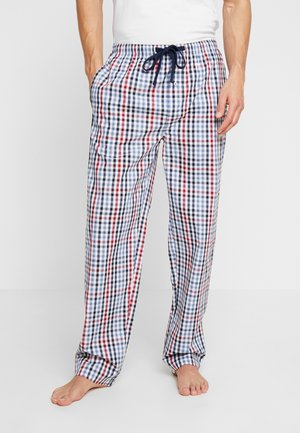 LANG - Pyjamasbukse - blue/light