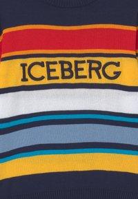 Iceberg - MAGLIONE GIROCOLLO - Jumper - dark blue - 2