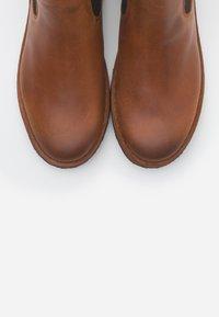 Kickers - TINTO - Ankle boots - orange - 5