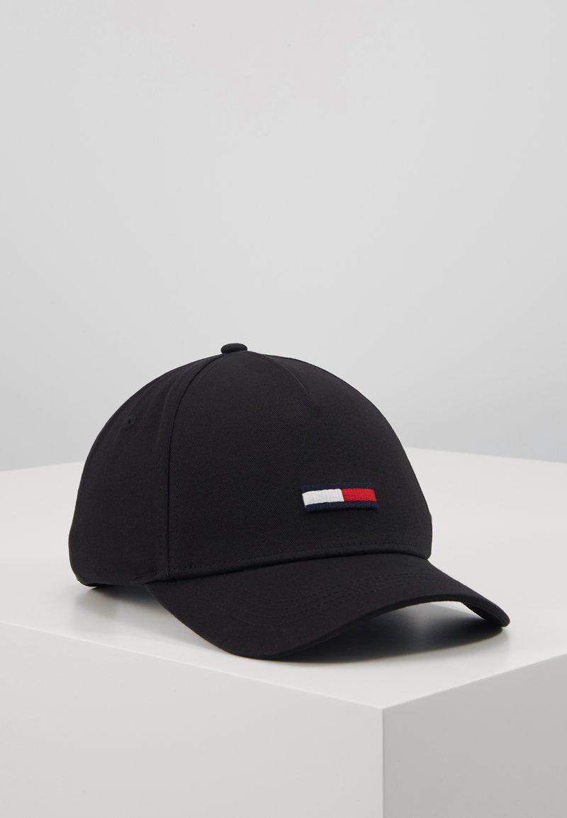 Tommy Jeans - FLAG  - Cap - black