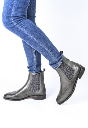 HELEN - Classic ankle boots - anthrazit