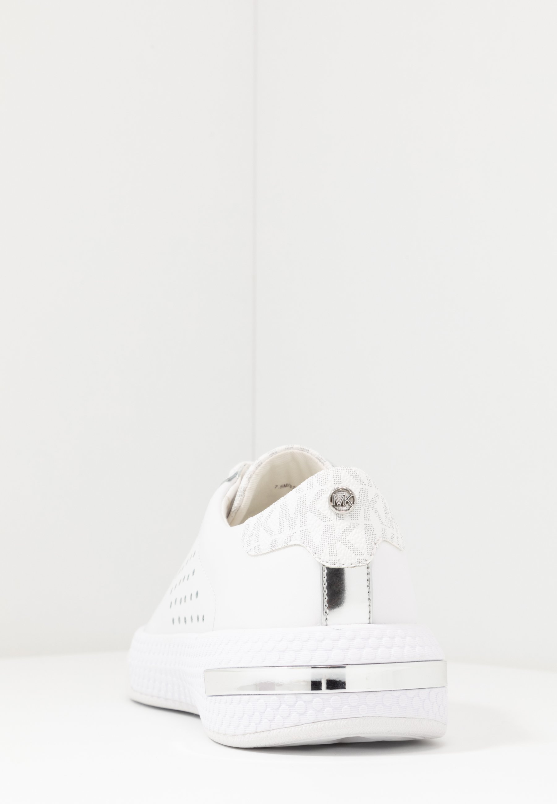 Michael Kors Codie Lace Up - Sneakers Bright White