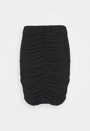 VMKALISA SKIRT - Mini skirt - black