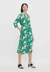 Object - Shirt dress - gardenia - 1