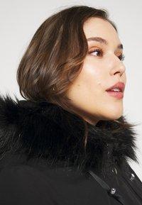 Evans - Winter coat - black - 4