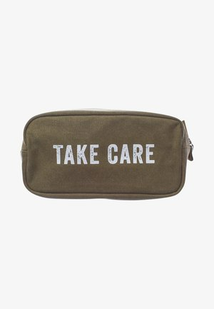 WASH BAG - Wash bag - take care