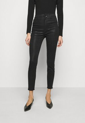 LEENAH HIGH RISE ANKLE SKINNY - Jeans Skinny Fit - caiman
