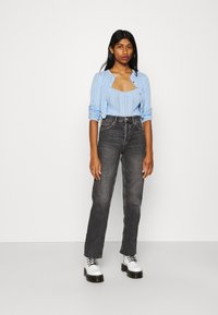 BDG Urban Outfitters - TWIN SET - Cardigan - blue - 1