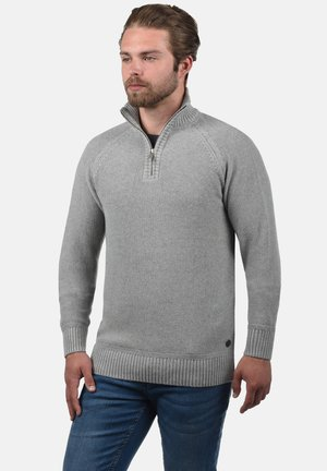THOMPSON - Pullover - stone mix
