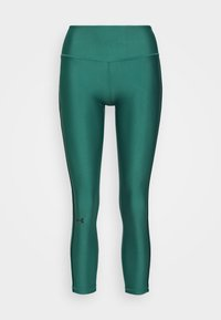 Under Armour - ANKLE CROP - Leggings - saxon green - 4