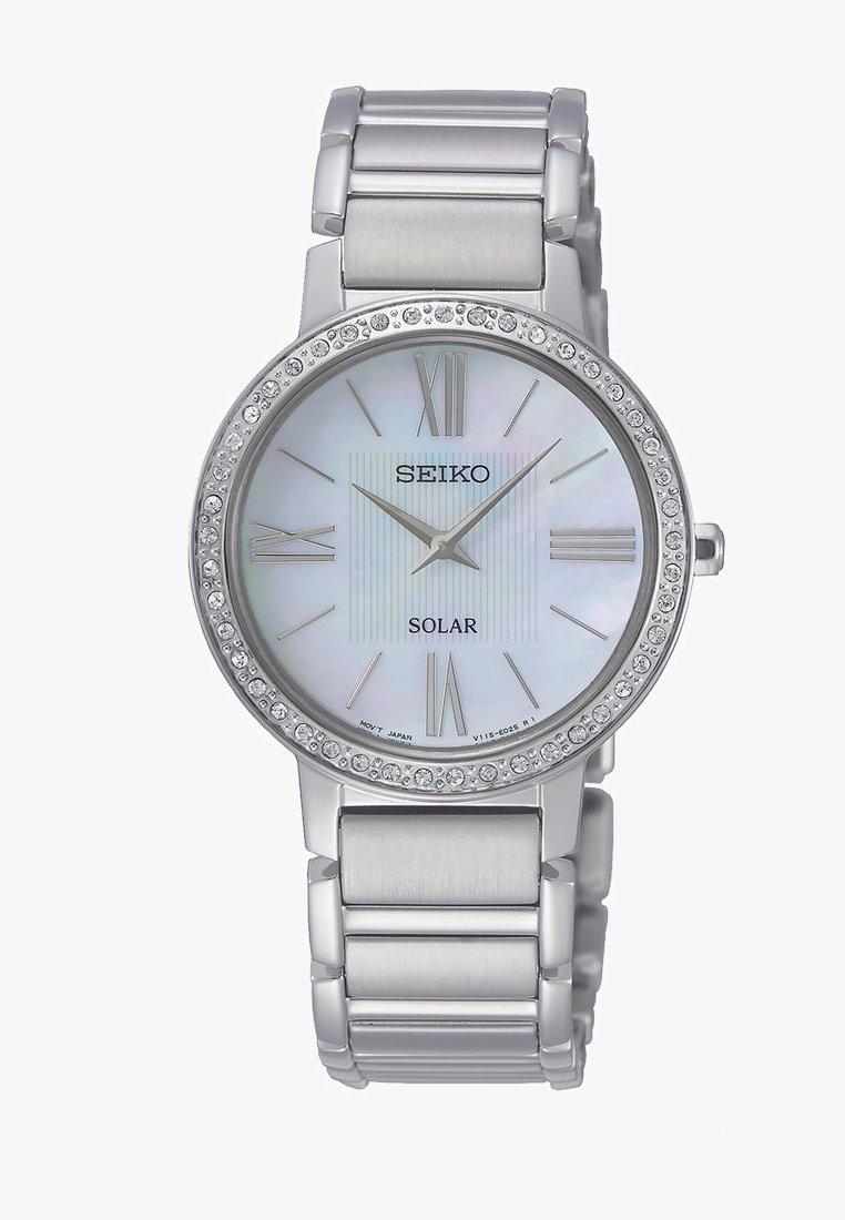 Seiko - Uhr - silver