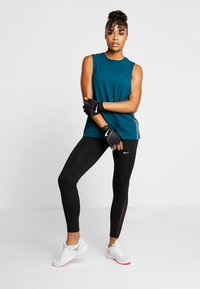 Nike Performance - DRY TANK - Funkční triko - midnight turquoise - 1