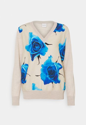 WOMENS JUMPER - Maglione - blue navy