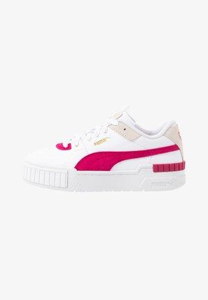CALI SPORT HERITAGE  - Sneakers - white/cerise